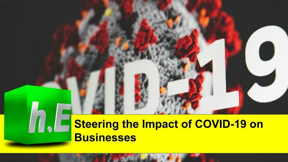 Steering the Impact of COVID-19 on Businesses