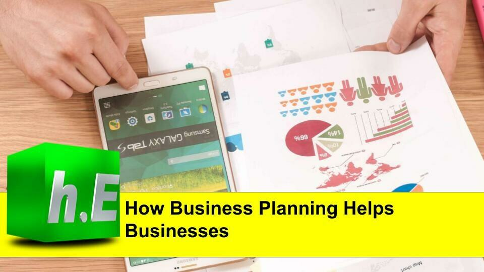 How Business Planning Helps Businesses