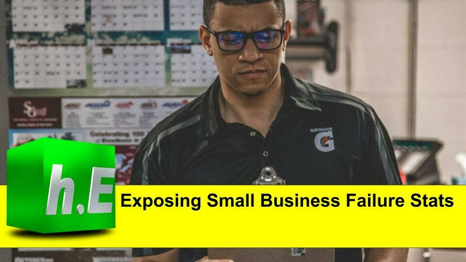 Exposing small business failure stats