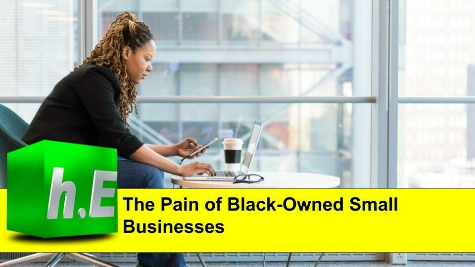 The pain of Black-owned small businesses