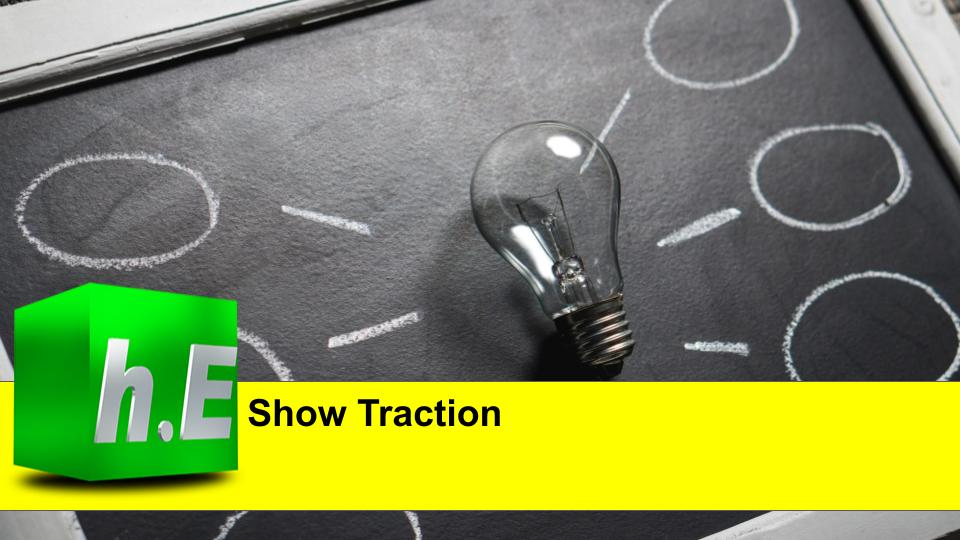 SHOW TRACTION