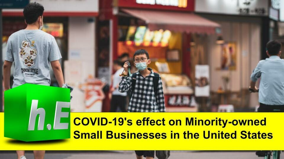 COVID-19's EFFECT OM MINORITY-BASED SMALL BUSINESSES IN THE UNITED STATES