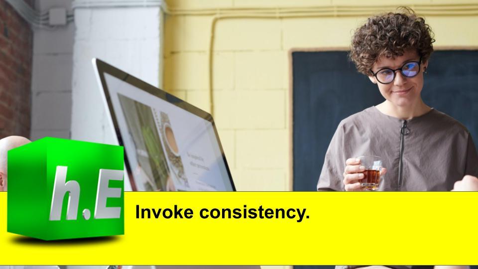 Invoke consistency
