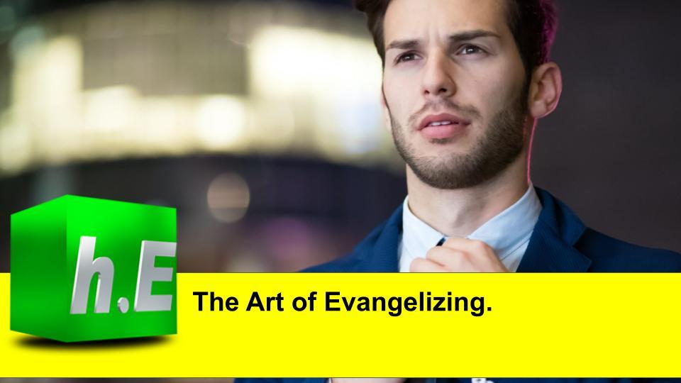 The Art of Evangelizing