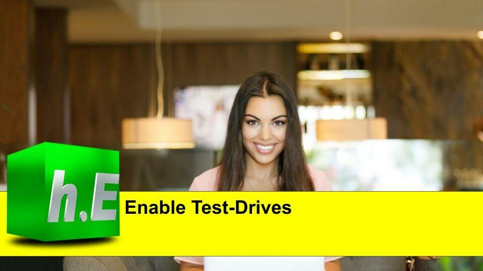 Enable Test-Drives