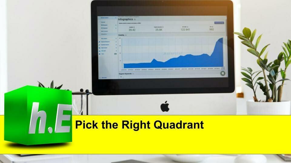 Pick the Right Quadrant