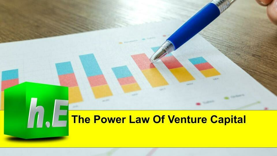 The Power Law of Venture Capital
