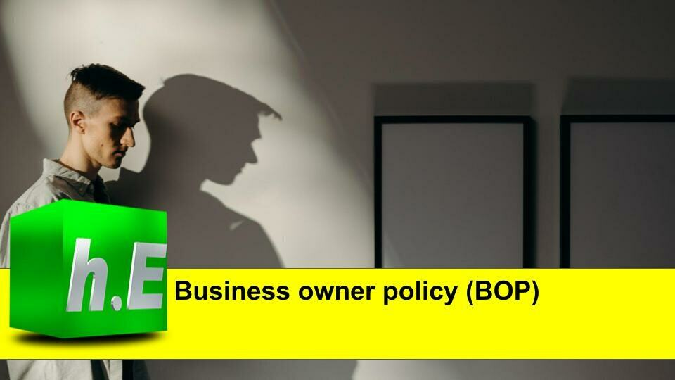 Business owner policy (BOP)