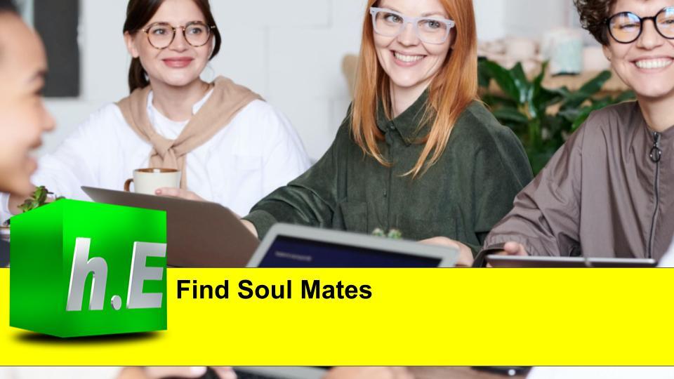 Find Soul Mates