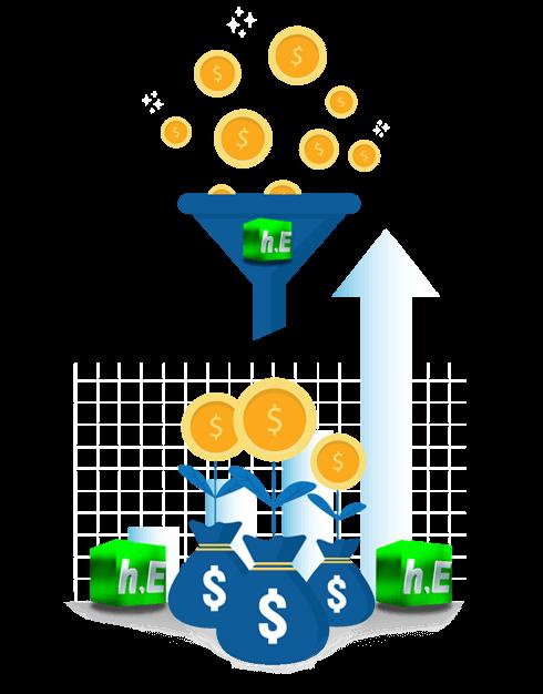 Hyper Effects Business Plan Financial Management web
