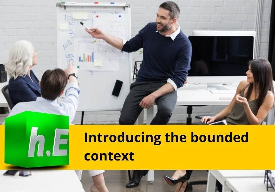 Introducing the bounded context